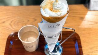 ベイフローカフェ(BAYFLOW CAFE)吉祥寺のクレープ1