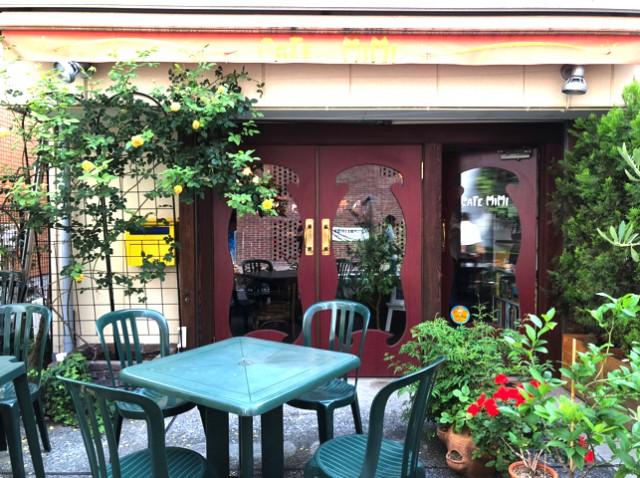 cafe MIMI 吉祥寺店