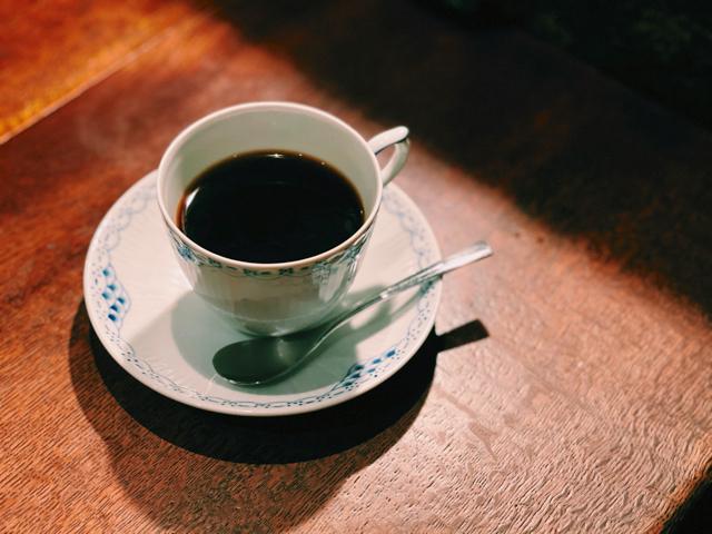吉祥寺「くぐつ草」のコーヒー2