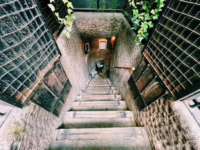吉祥寺「くぐつ草」の外観2