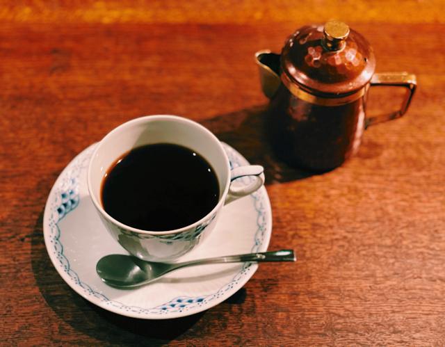 吉祥寺「くぐつ草」のコーヒー3
