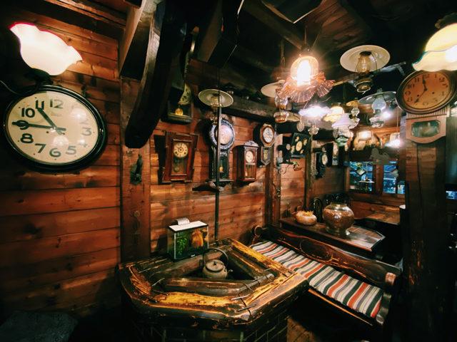 西荻窪「物豆奇(ものずき)」の店内