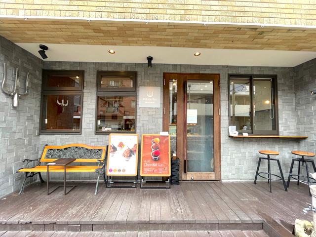 プレスキル・ショコラトリー 吉祥寺店の外観