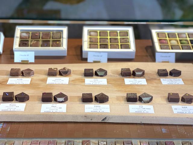 プレスキル・ショコラトリー 吉祥寺店のチョコレートスイーツ2