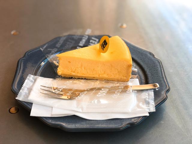 レモンドロップのチーズケーキ
