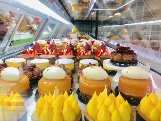 リベルテ パティスリー ブーランジェリー 東京本店・吉祥寺のケーキ