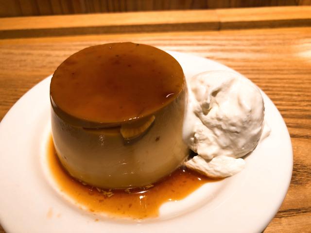 Cafe&Meal MUJI 丸井吉祥寺のプリン