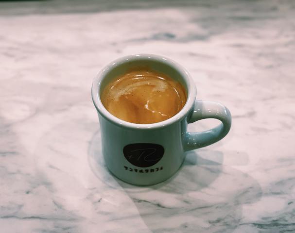 サンマルクカフェ三鷹駅南口店のコーヒー