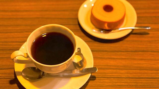 西荻窪「コーヒーロッジ ダンテ」のコーヒー