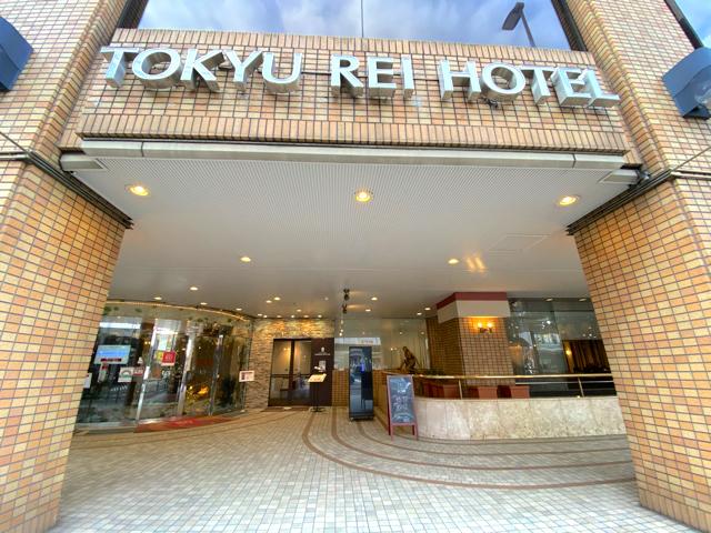 吉祥寺東急REIホテルの外観