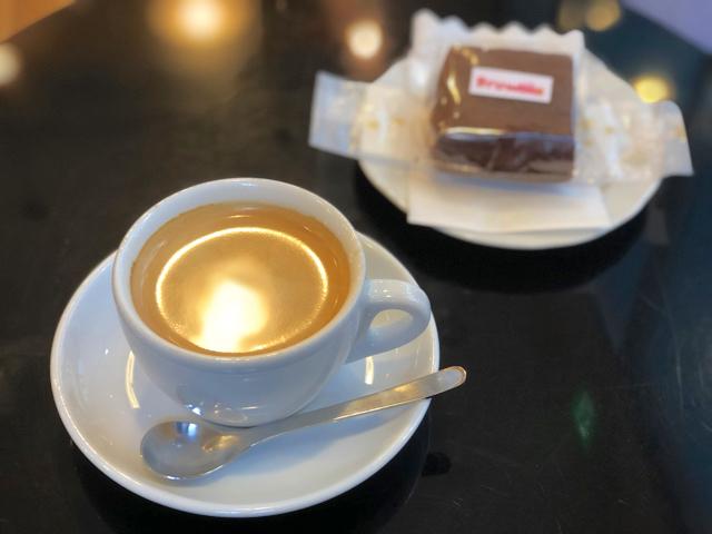ライブコーヒーの珈琲
