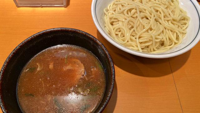らーめん 文蔵のつけ麺