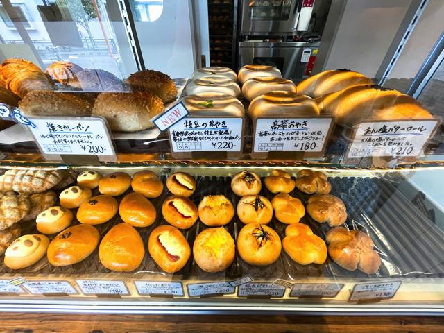 吉祥寺 練馬区関町の「すずめベーカリー」のパン2