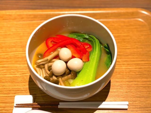 吉祥寺コーンバレーの辛美麺(しんびめん)