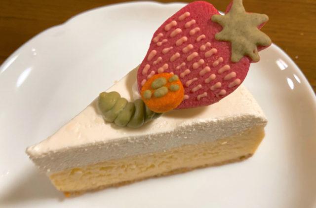 はらぺこあおむしカフェ in 吉祥寺のケーキ