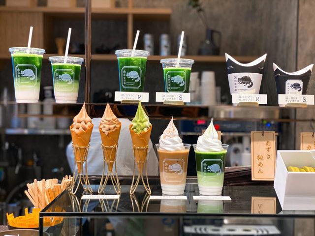 一〇八抹茶茶廊 エミオ武蔵境店