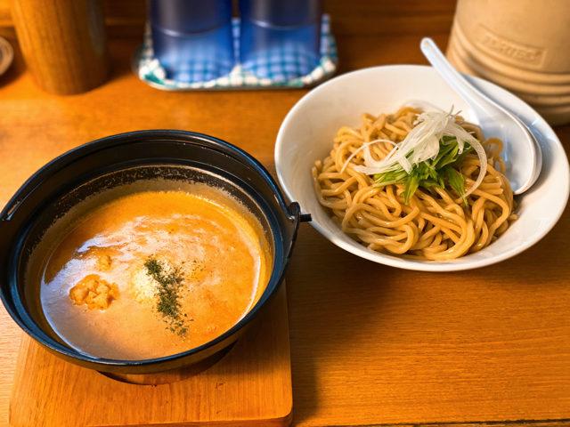 つけめん処 あすなろ食堂のトマトつけ麺
