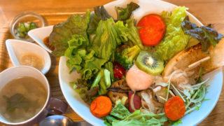 ムサシノ野菜食堂ミルナーナ