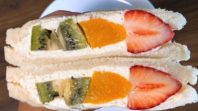 サンドイッチハウス メルヘン アトレ吉祥寺店のサンドイッチ