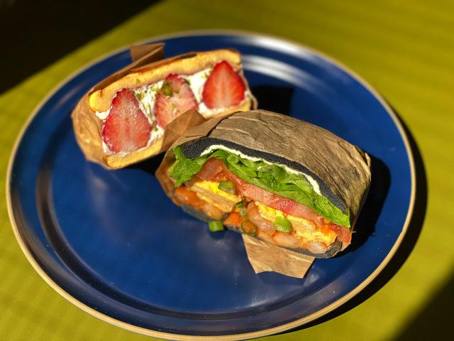 モクモサンドイッチズ(MOCMO sandwiches)