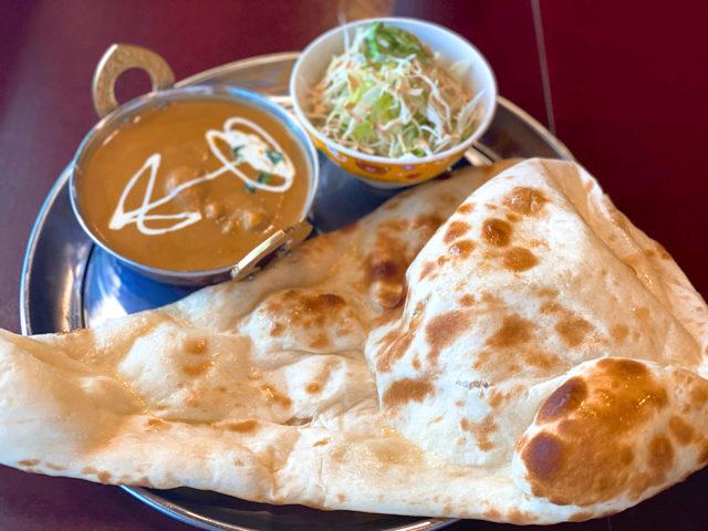 アジアンレストラン&バー ラクシミのカレー