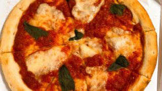 吉祥寺「Vegi&Pizza」のマルゲリータピザ
