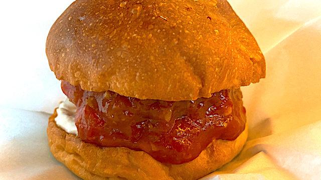 LUNA BURGER(ルナバーガー)のハンバーガー