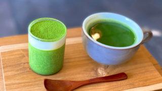 吉祥寺「Capoon(カプーン)抹茶製造所」の抹茶プリン5