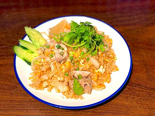 西荻窪の「タイ屋台 チャオ チェンマイ」の炒飯