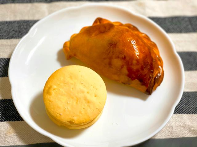 武蔵境「Muy Peligroso(むいぺりぐろっそ」のアルゼンチンのお菓子1