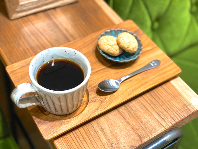 デイリーズ 吉祥寺パルコ店のコーヒー