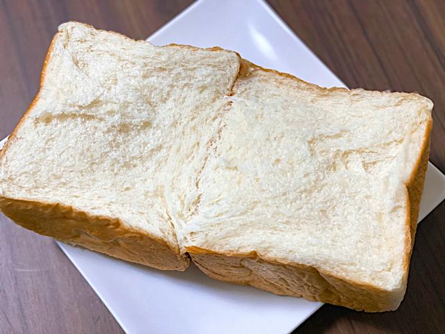 乃が美(のがみ)はなれ 武蔵境店の食パン2