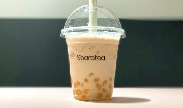 Sharetea(シェアティー)吉祥寺店のタピオカ