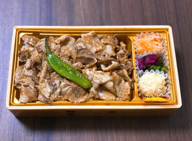 大阪焼肉・ホルモン ふたご アトレ吉祥寺店のイベリコ豚重弁当