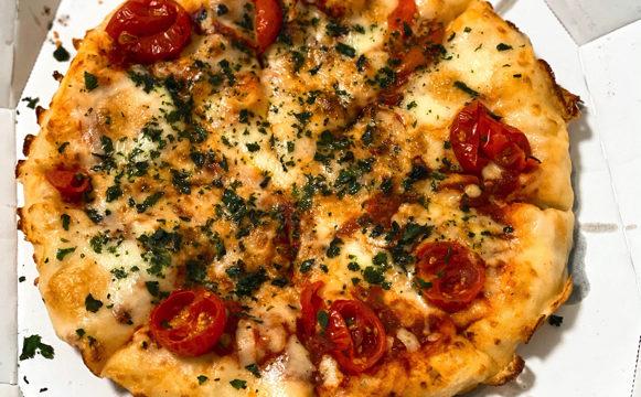 ドミノピザ 久我山店のマルゲリータピザ