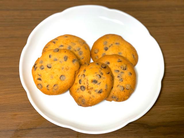 パサージュ ア ニヴォのクッキー