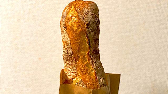 武蔵境の人気パン屋さん「パサージュ ア ニヴォ」のバケット