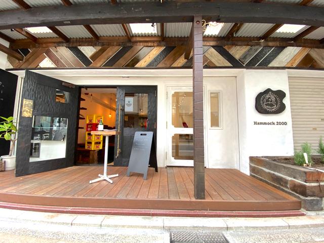 吉祥寺「pololi(ポロリ)食堂」の外観