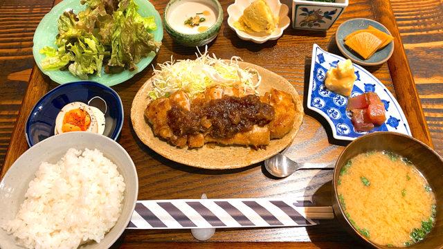 吉祥寺「pololi食堂とpihakopi」のランチ