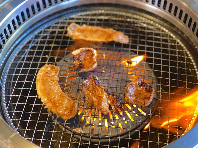 焼肉きんぐ 吉祥寺店の食べ放題ランチ3
