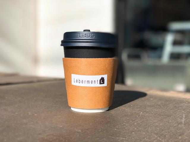 Leberment(リベルマン)吉祥寺店のコーヒー