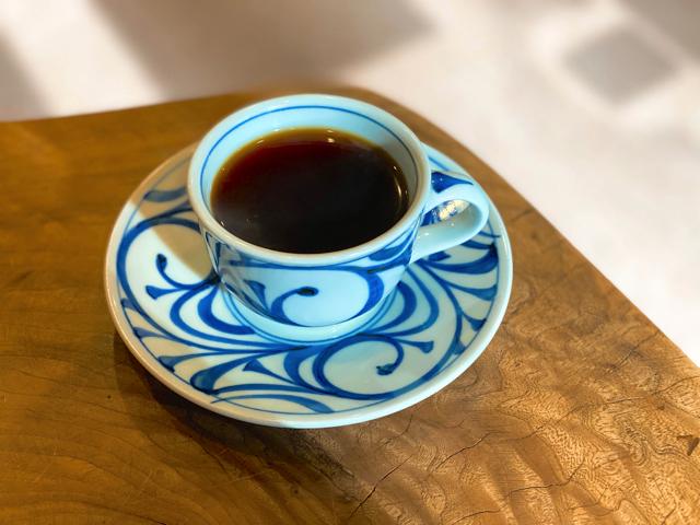 三鷹「自家焙煎珈琲 andante(アンダンテ)」のコーヒー