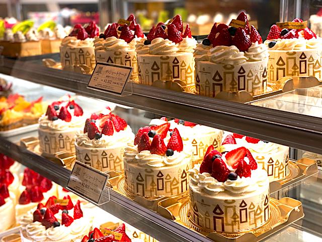 アンリ・シャルパンティエ アトレ吉祥寺店のホールケーキ