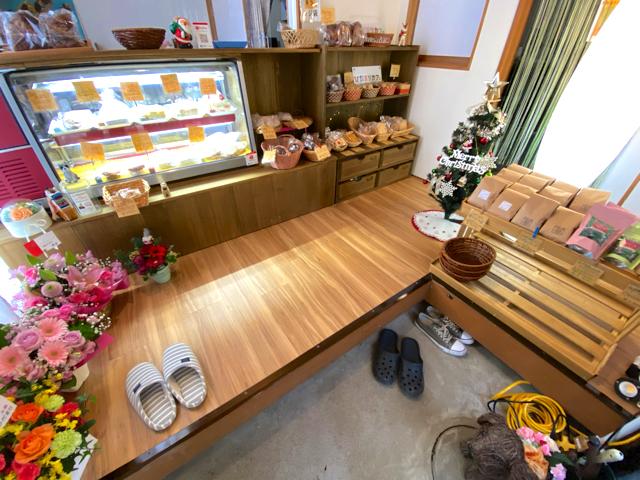 吉祥寺「ひだまりカフェ」の店内