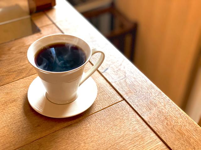 西荻窪「yuè(ユエ)」のコーヒー