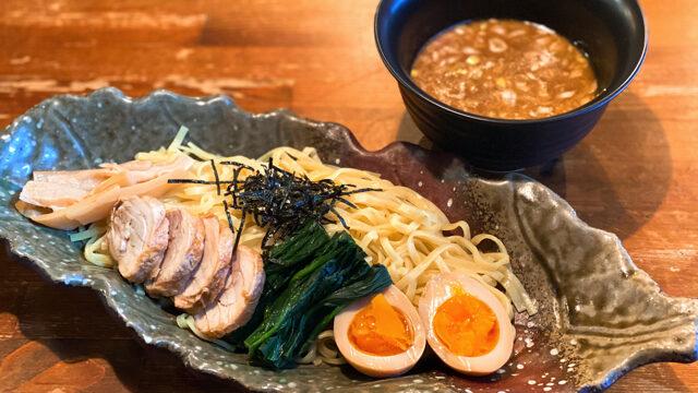 吉祥寺 餃子番長 炎のもつ家 甚家(じんや)の節系!濃厚魚介つけ麺