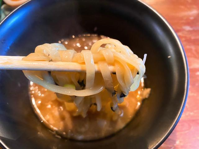 節系!濃厚魚介つけ麺3