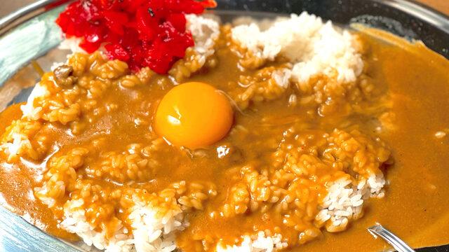 大阪マドラスカレー123号店(吉祥寺店)のカレー