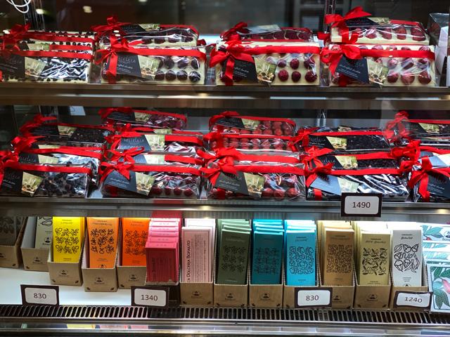 武蔵境の「Prego(プレゴ)」のチョコレート2
