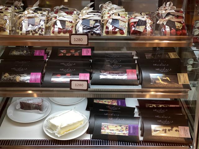 武蔵境の「Prego(プレゴ)」のチョコレート1